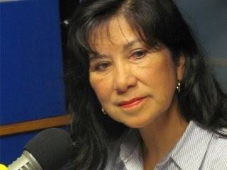 Martha Chávez es entrevistada en Rpp
