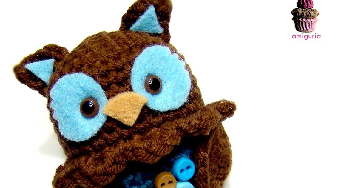 Amigurumi Blogspot : amiguria amigurumi: Amigurumi Owl by Amiguria