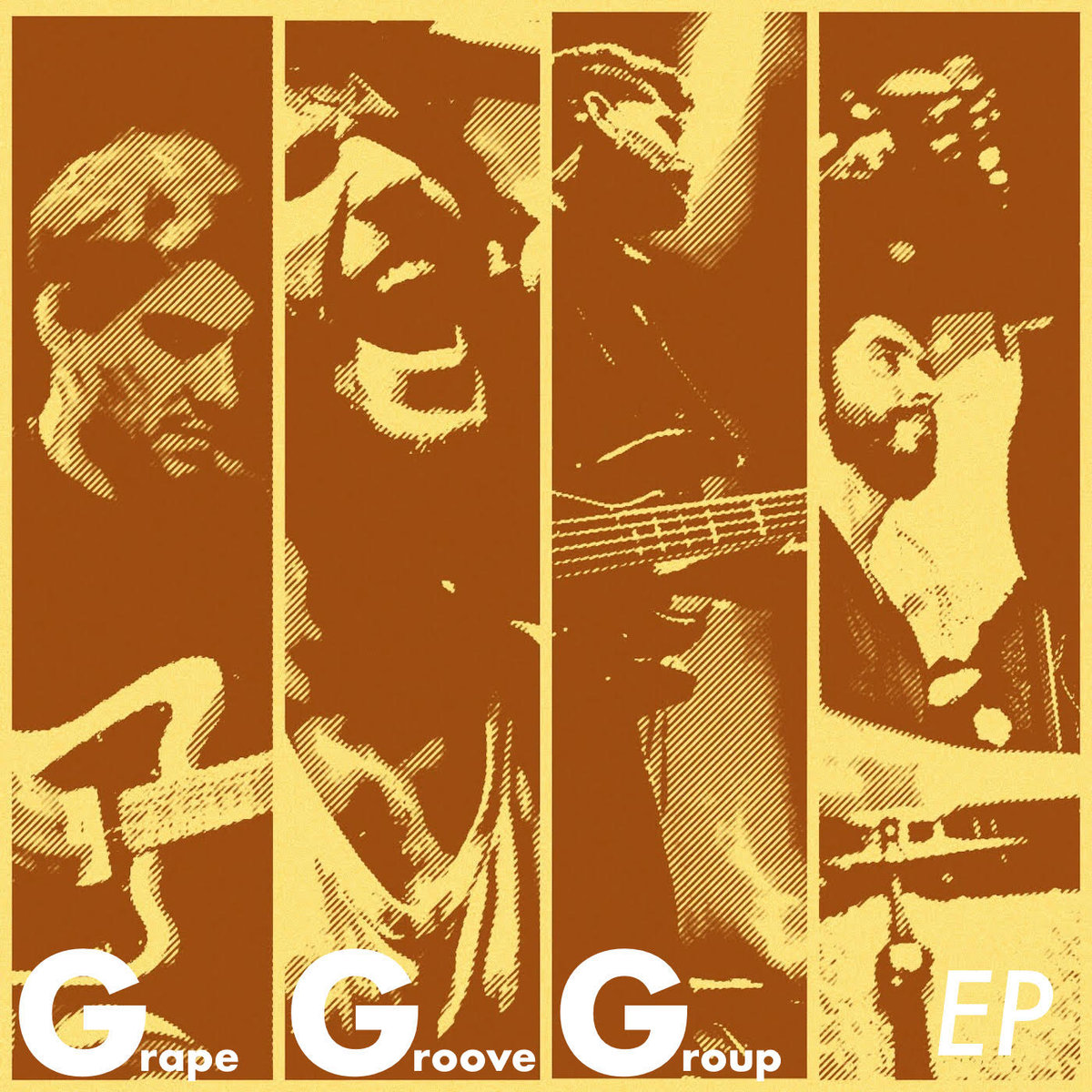 GRAPE GROOVE GROUP https://grapegroovegroup.bandcamp.com