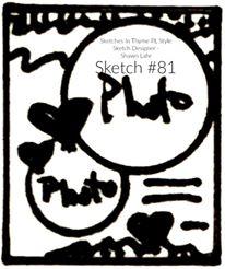 Sketch #81 August 1-7