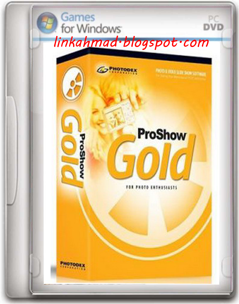 ProShow Gold - Create Fast and Fun Photo Slideshows