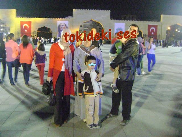 TOKİDEKİ SES ORHAN HAKALMAZ KONSERİNE GİTTİ
