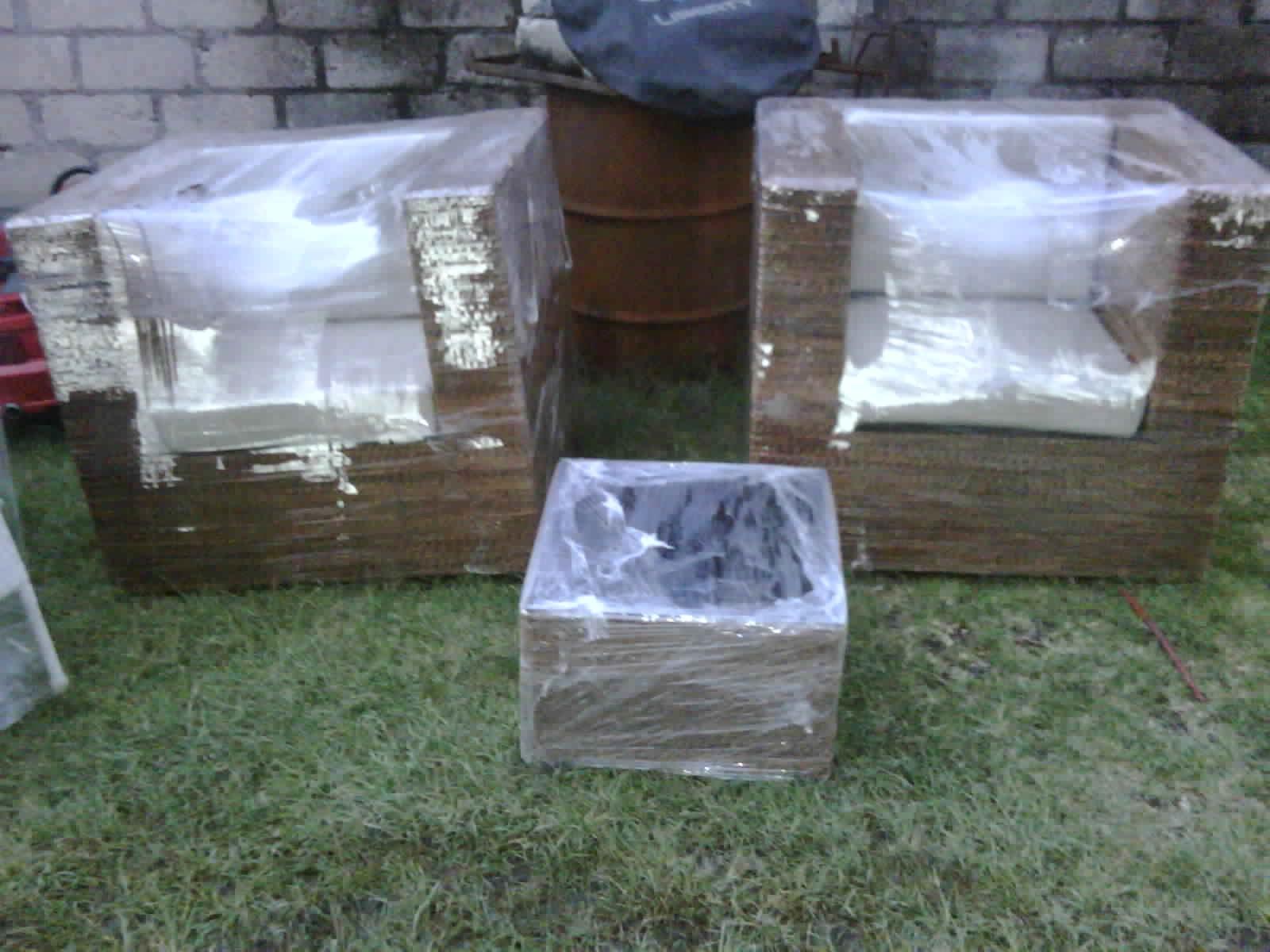 Muebles De Rattan # Muebles Hoja De Platano