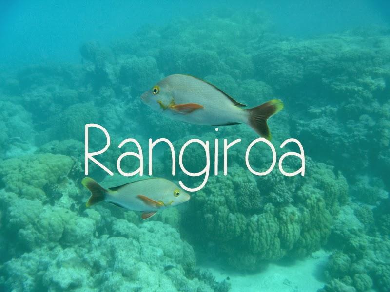 Rangiroa - Polynésie