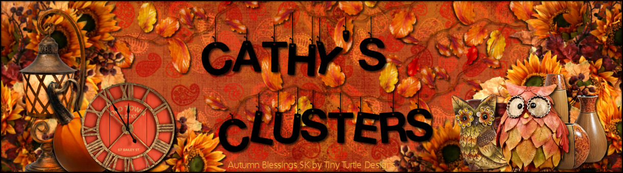 Cathy's Clusters