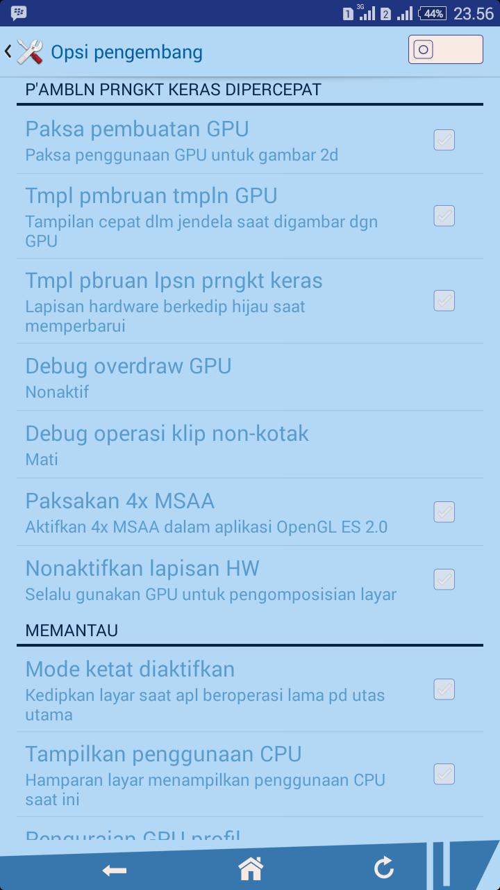 Solusi Mengatasi DP BBM Android Tidak Muncul
