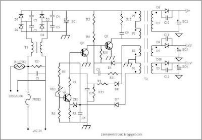 Switching Mode <a href='http://www.circuitlab.org/search/label/power supply' title='power supply circuits'>equalizer</a> protect Circuit