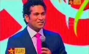 Sachin Tendulkar – CCL 4 Inauguration Show | Vijay TV Show 26.01.2014 Promo