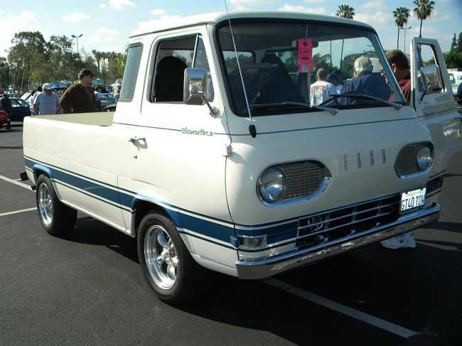 Ford Econoline Pickup Craigslist Autos Post