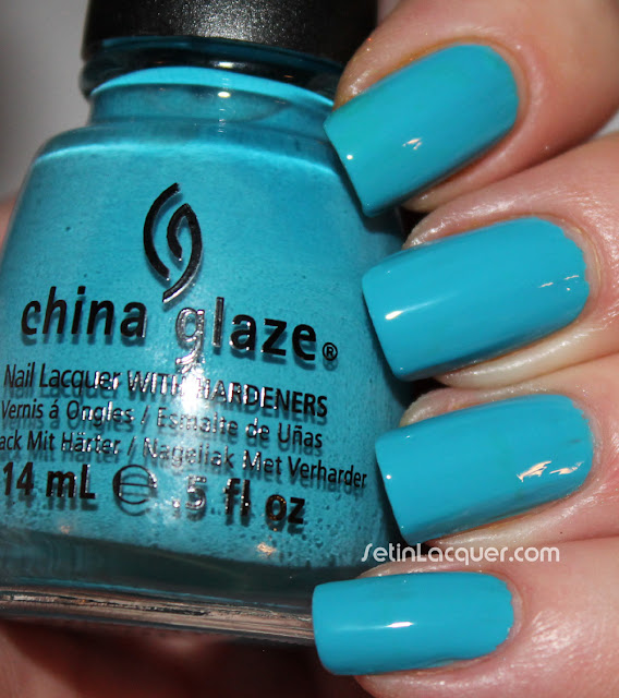 China Glaze Sunday Funday