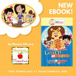 Learn about homeschooling with this children's eBook!