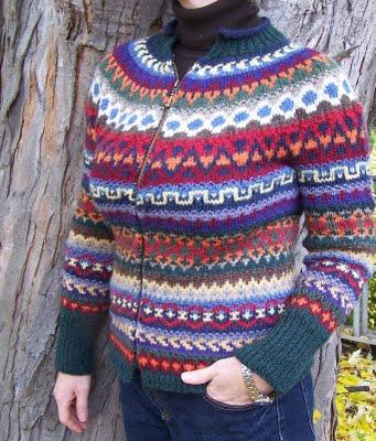Knitting Patterns Free Fair Isle Knitting
