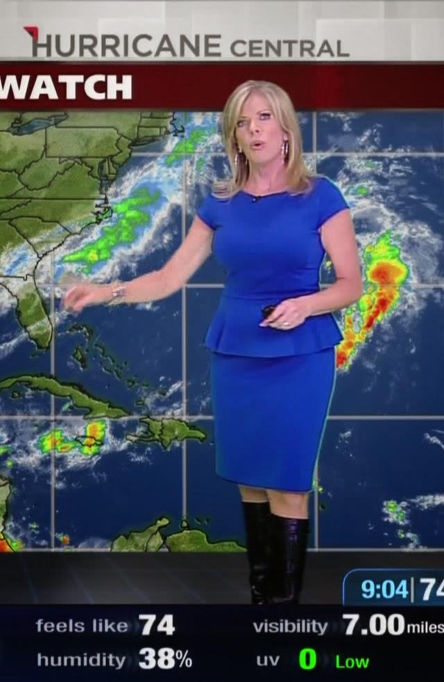 Kim Cunningham Weather Channel