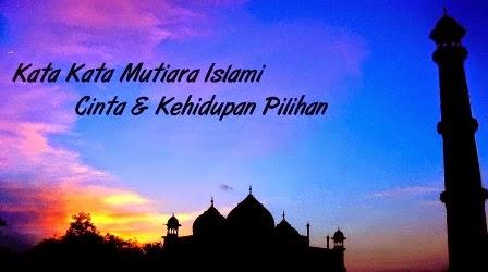 kata mutiara islam dalam cinta