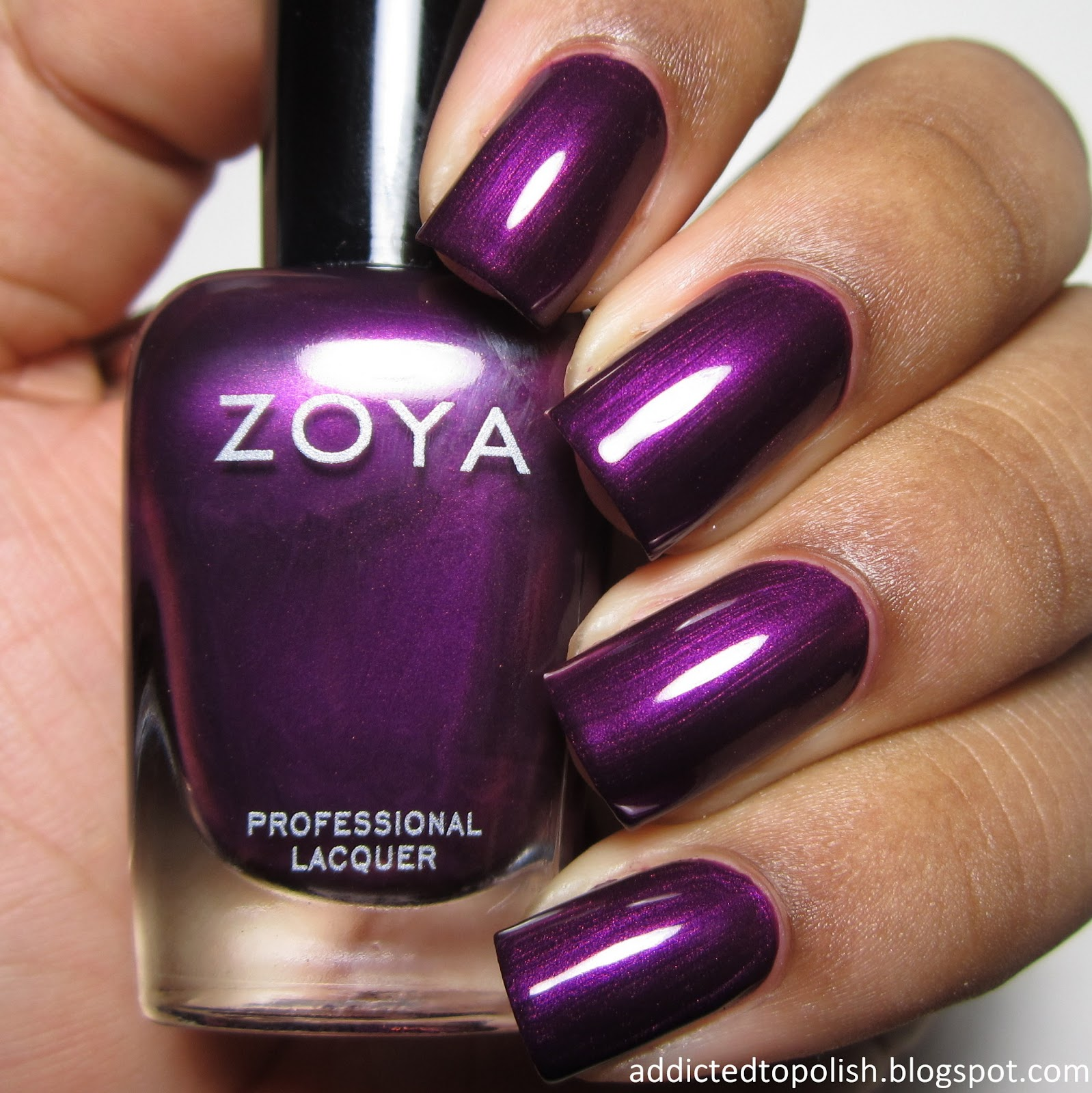 Zoya Haven Wishes Winter 2014