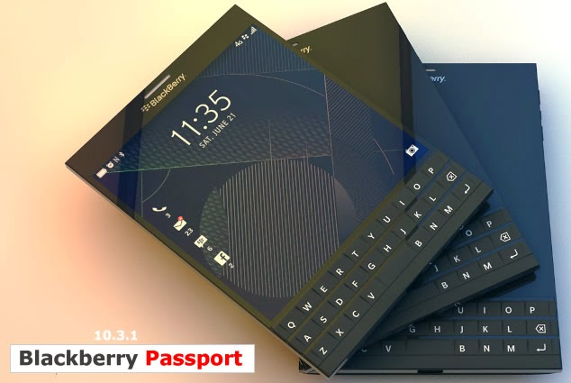 BlackBerry passport mobile features and specifications