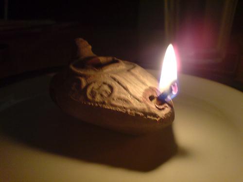 OIL IN MY LAMP - Moïcani - L'Odéonie