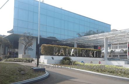 Prasasti Museum Balai Kirti - Bogor