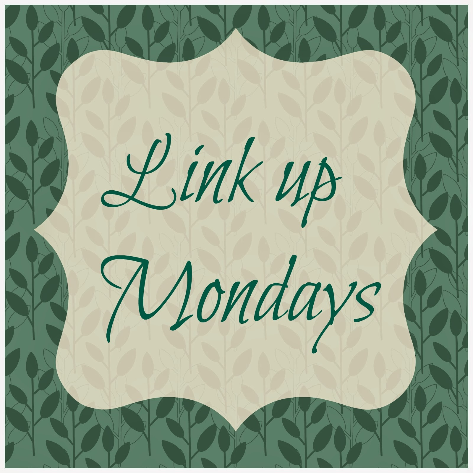 Link up Mondays at Hickory Ridge Studio