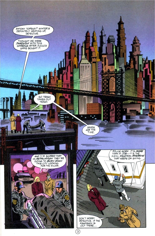 Deathstroke (1991) Issue #6 #11 - English 4