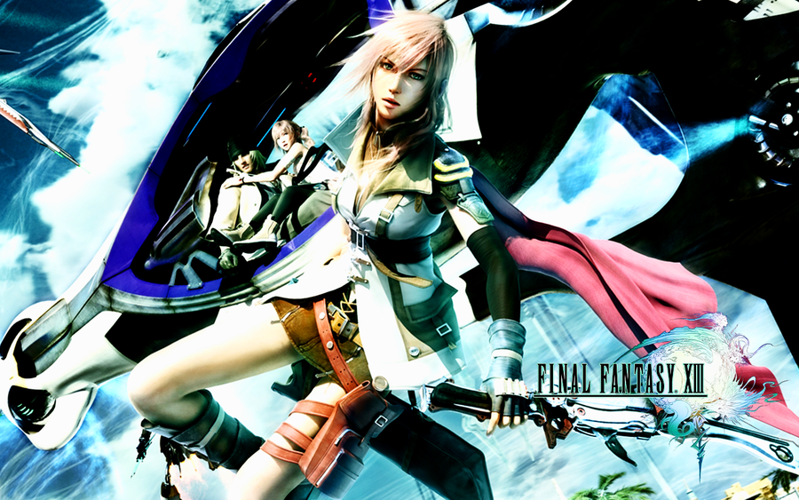 If you are fan of Lightning heroine of Final Fantasy XIII you enjoy to see the wallpapers below;  sc 1 st  Anime Winix - blogger & 10 Lighting Final Fantasy XIII Wallpapers ~ Anime Winix azcodes.com
