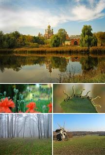 Русские фото пейзажи и природа в картинках для рабочего стола