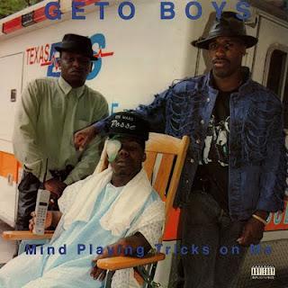 GETO BOYS - MIND PLAYING TRICKS ON ME (SINGLE 12'') (1991)