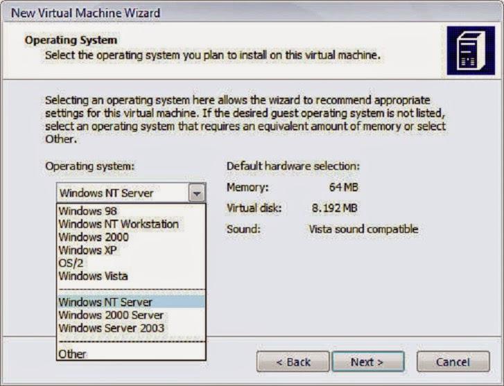 Cara Membuat Mesin Virtual (Bagian I)