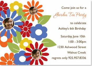 undangan ulang tahun untuk anak bahasa inggris untuk lebih keren anda ...