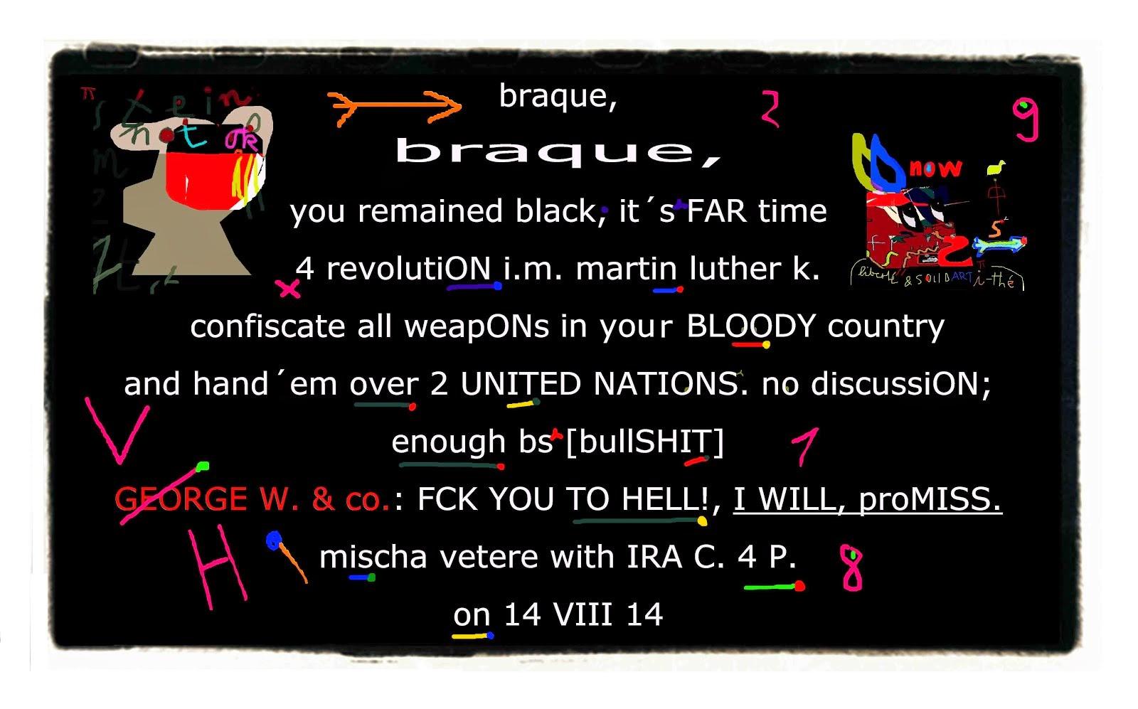 barack obama THE MENTAL REVOLUTION jimmy carter mischa vetere victor HUGO black war fergusON