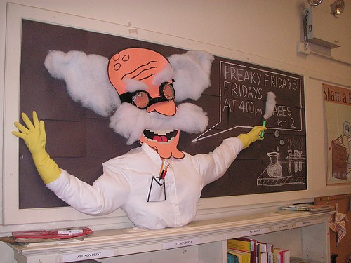 Cool Science Classroom Decorations ~ High school bulletin board quotes quotesgram
