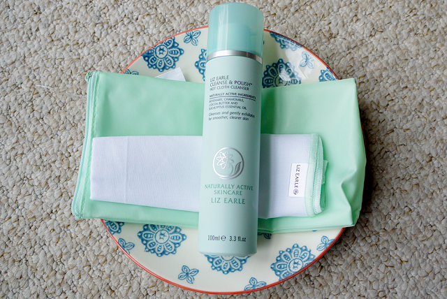 liz earle cleanse polish