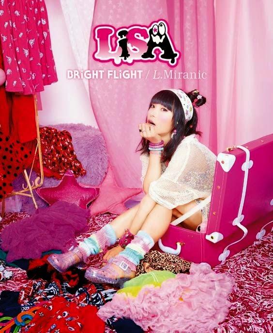 LiSA – BRiGHT FLiGHT / L.Miranic (Single) Download