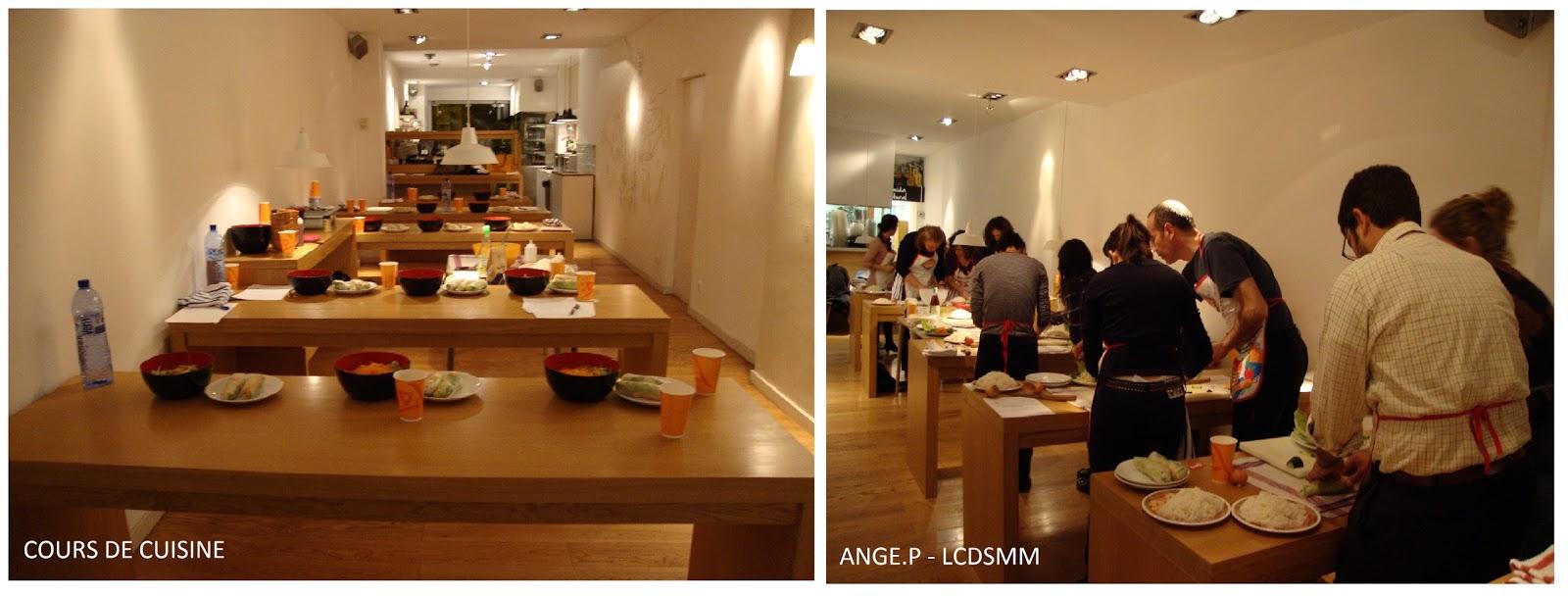La cuisine des soeurs miam miam cours de cuisine for Apprendre cuisine asiatique