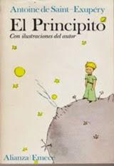"""""""El Principito"""" - Antoine de Saint-Exupéry"""