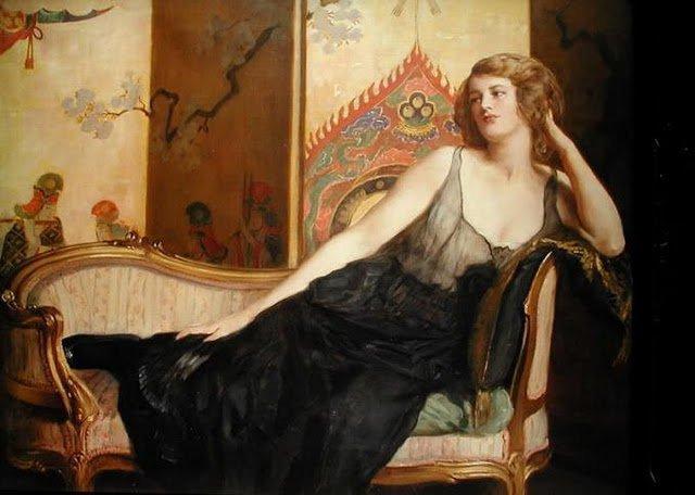 John Collier 1850 -1934 | British Classicist Pre-Raphaelite style painter