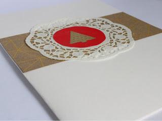 Handmade Card by MagsBeadsCreation