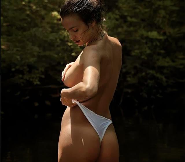 Que cuerpo el de Irina Shayk