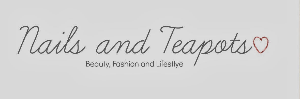 Nails and Teapots Beauty Blog