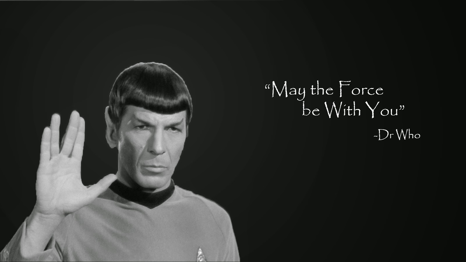 Leonard Nimoy Quotes Star Trek Vulcanology
