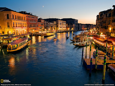 City Venice Wallpapers