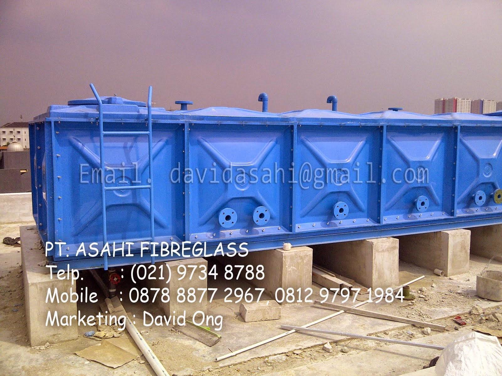 Tangki Air Panel | Panel Tank