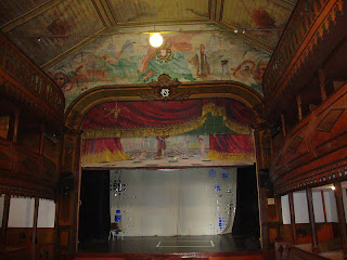 Inside Chaby Pinheiro Sitio Nazare Theater photo