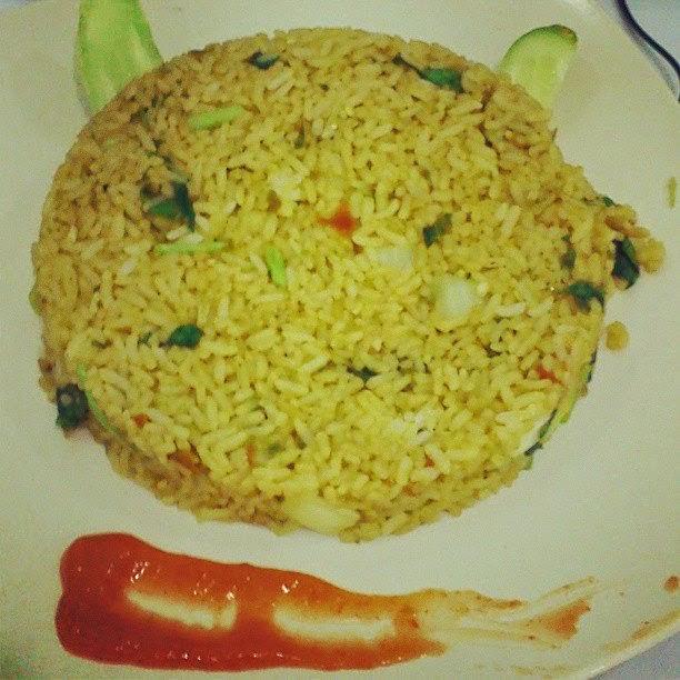 Nasi Goreng Lado hijau