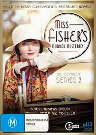 Assistir Miss Fisher's Murder Mysteries 2x05 - Murder A La Mode Online