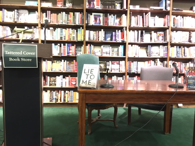 The Tattered Cover Book Store in Denver, CO