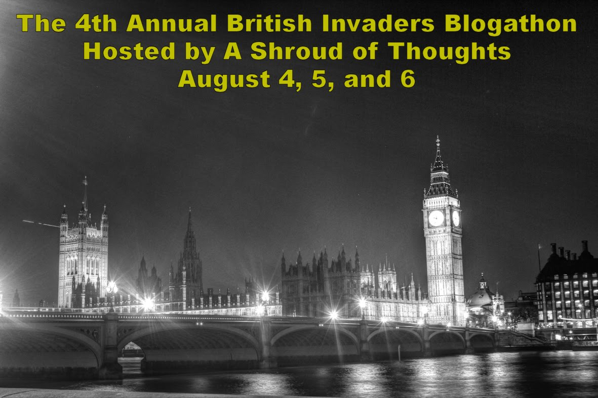4th Annual British Invaders Blogathon