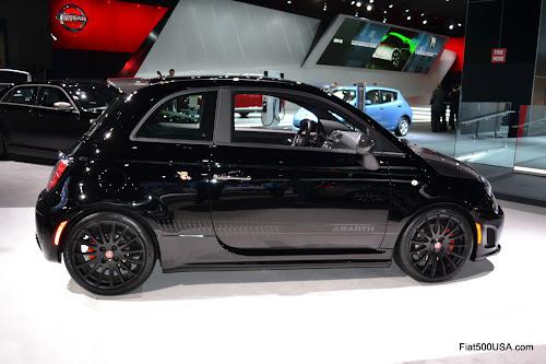 Fiat 500 Abarth Venom Concept