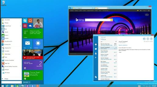 Những tính năng mong đợi từ Windows 9