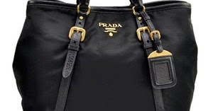 Prada Tessuto Vitello Daino Nylon Leather Satchel (BN1841) Bleu ...